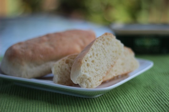 Homemade Italian Bread From Scratch