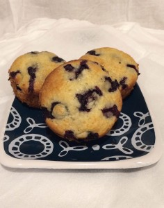 Muffins blueberry1