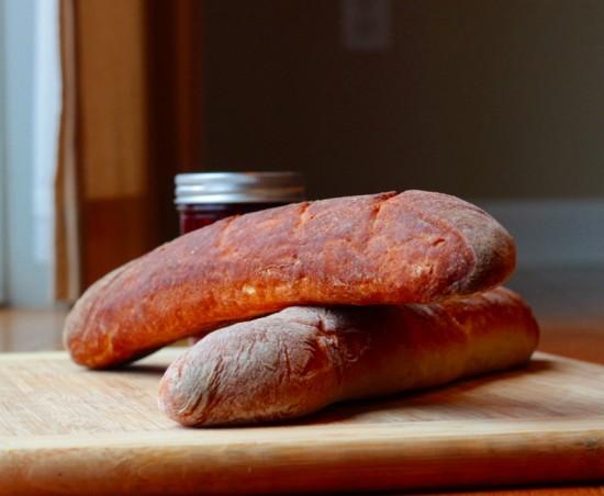 baguette from scratch