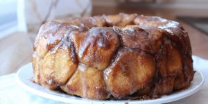 Cinnamon Sugar Pull Apart Monkey Bread Recipe